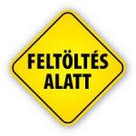 Fiesta FUCHS 3,5&quot - 5,3&quot Mobiltelefon autós tartó - Fekete