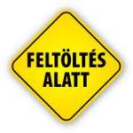 Fellowes Crystal Gel mini csuklótámasz - Fekete