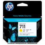 HP CZ136A (711) Yellow 3-pack tintapatron