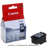 Canon PG-512BK Black