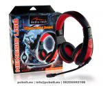 Media-Tech MT3574 Nemesis Headset Black/Red