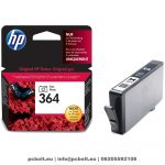 HP CB317EE (364) Photo Black tintapatron