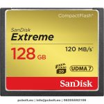 Sandisk 128GB Extreme CompactFlash