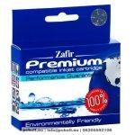 Zafir Epson T0802 utángyártott Cyan tintapatron