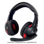 Esperanza EGH370 Stryker Gaming Headset Black/Red