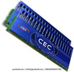 CSX 4GB DDR3 1600MHz Overclocking Kit(2x2GB)