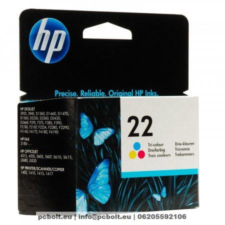 HP 9352AE (22) Color tintapatron