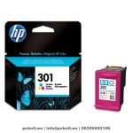HP CH562EE (301) Color tintapatron