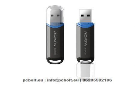 A-Data 16GB Flash Drive C906 Black