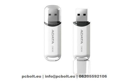 A-Data 16GB Flash Drive C906 White
