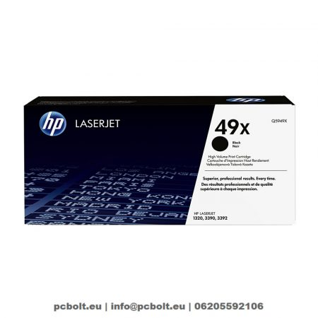 HP Q5949X (49X) Black toner