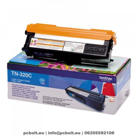 Brother TN-320C Cyan toner
