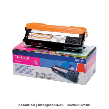 Brother TN-320M Magenta toner