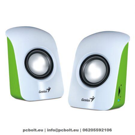 Genius SP-U115 2.0 hangszóró White