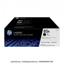 HP CE285AD (85A) 2-pack Black toner
