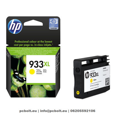 HP CN056AE (933XL) Yellow tintapatron