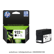 HP CN053AE (932XL) Black tintapatron