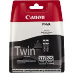 Canon PGI-525PGBK Twin-Pack Black