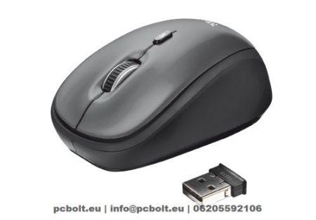 Trust Yvi Wireless Mini Mouse Grey