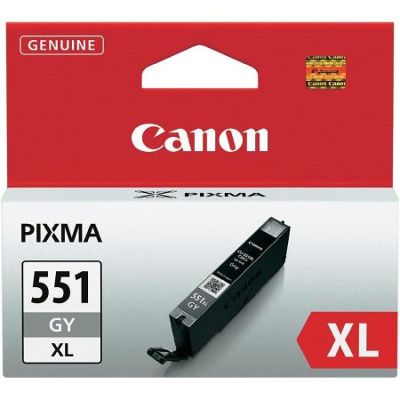 Canon CLI-551GY XL Grey