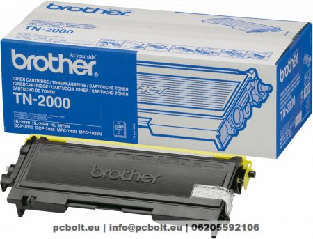Brother TN-2000 Black toner