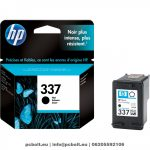 HP 9364EE (337) Black tintapatron