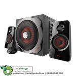 Trust GXT38 2.1 Subwoofer hangszóró Black (low energy consumption)