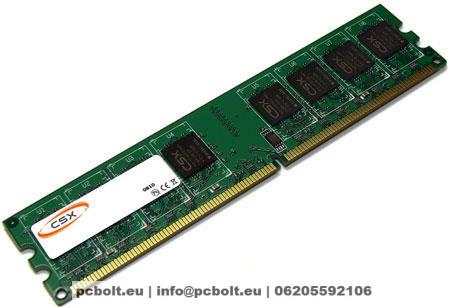 CSX 4GB DDR3 1066MHz Standard