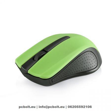 Modecom MC-WM9 Wireless Black/Green