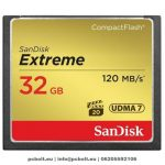 Sandisk 32GB Extreme CompactFlash