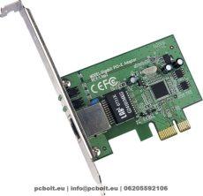 TP-Link TG-3468 10/100/1000 PCIE Hálózati Kártya