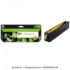 HP CN628AE (971XL) Yellow tintapatron