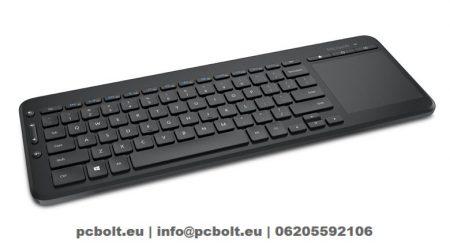 Microsoft All-in-One Media Wireless billentyűzet Black