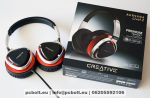 Creative Headset Aurvana Live! 2 Silver/ Red