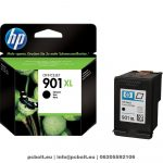 HP CC654AE (901XL) Black tintapatron