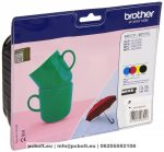 Brother LC227XL Value-Pack, BKCMY