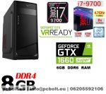 Gamer PC: Intel Core i7 CPU+ Nvidia GTX 1050 2GB VGA+8GB DDR4 RAM