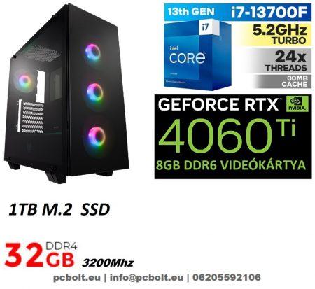 Gamer PC: Intel Core i7 CPU+ Nvidia GTX 1060 6GB VGA+ 8GB DDR4 RAM