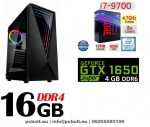 Gamer PC: Intel Core i7 CPU+ Nvidia GTX 750Ti 2GB VGA+8GB DDR4 RAM