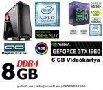 Gamer PC: Intel Core i5 CPU+ Nvidia GTX 1070 8GB VGA+ 8GB DDR4 RAM