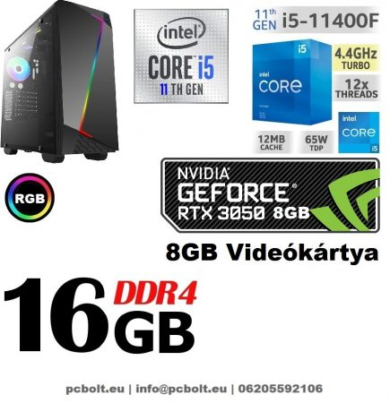 Gamer PC: Intel Core i5 CPU+ Nvidia GTX 1070 8GB VGA+ 16GB DDR4 RAM+120GB SSD