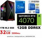 Gamer PC Intel Pentium 3.5Ghz CPU+GTX 1060 3GB VGA+8GB DDR3 RAM