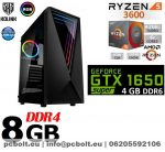 Gamer PC: Intel Pentium G4400 CPU+ Nvidia GTX950 2GB VGA+4GB DDR4 RAM