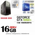 Premium PC Intel Core i7-7700 CPU+ 120 GB SSD+1TB HDD+8GB DDR4 RAM