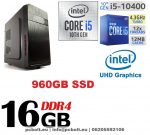 Premium PC Intel Core i5-7400 CPU+ 240 GB SSD+16GB DDR4 RAM