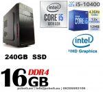 Premium PC Intel Core i5-7400 CPU+ 240 GB SSD+16GB DDR4 RAM