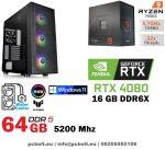 Gamer PC: AMD RYZEN 7 1700 8 magos CPU+GTX 1060 6GB VGA+16GB DDR4 RAM