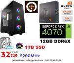 Gamer PC: AMD RYZEN 7 1700 8 magos CPU+GTX 1080 8GB VGA+16GB DDR4 RAM