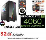 Gamer PC: Intel Core i3 3.6Ghz CPU + AMD Radeon RX 560 4GB DDR5 VGA + 8GB DDR3 RAM