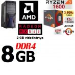 Gamer pc AMD ryzen